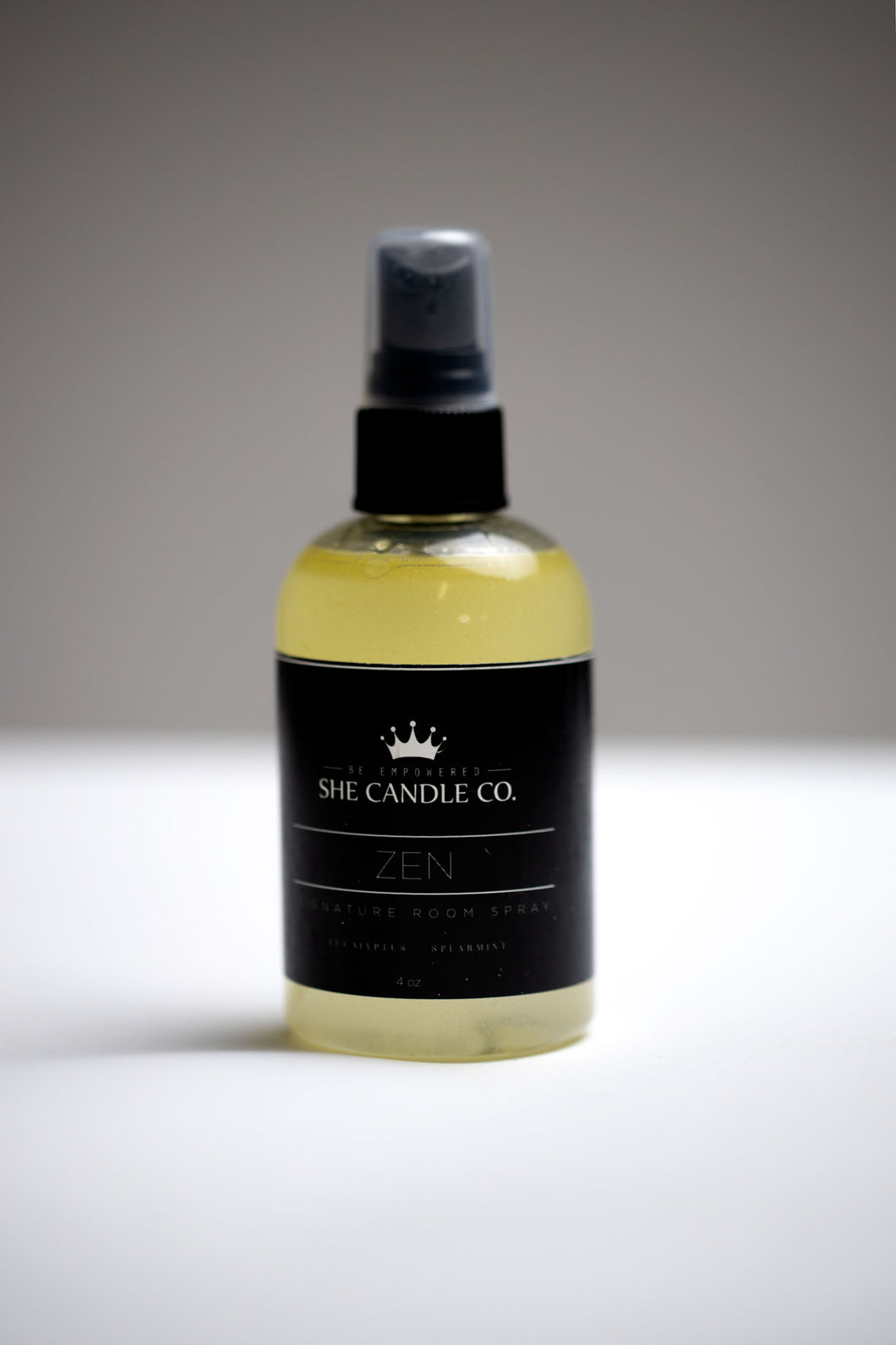 4 oz SIGNATURE SHE Room Spray