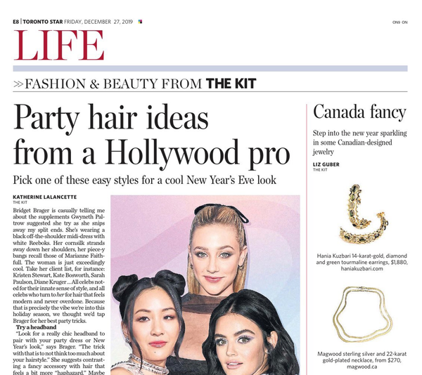 Toronto Star: Canada Fancy