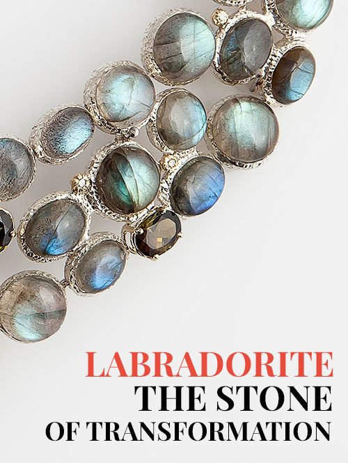 Labradorite: The Stone of Transformation image