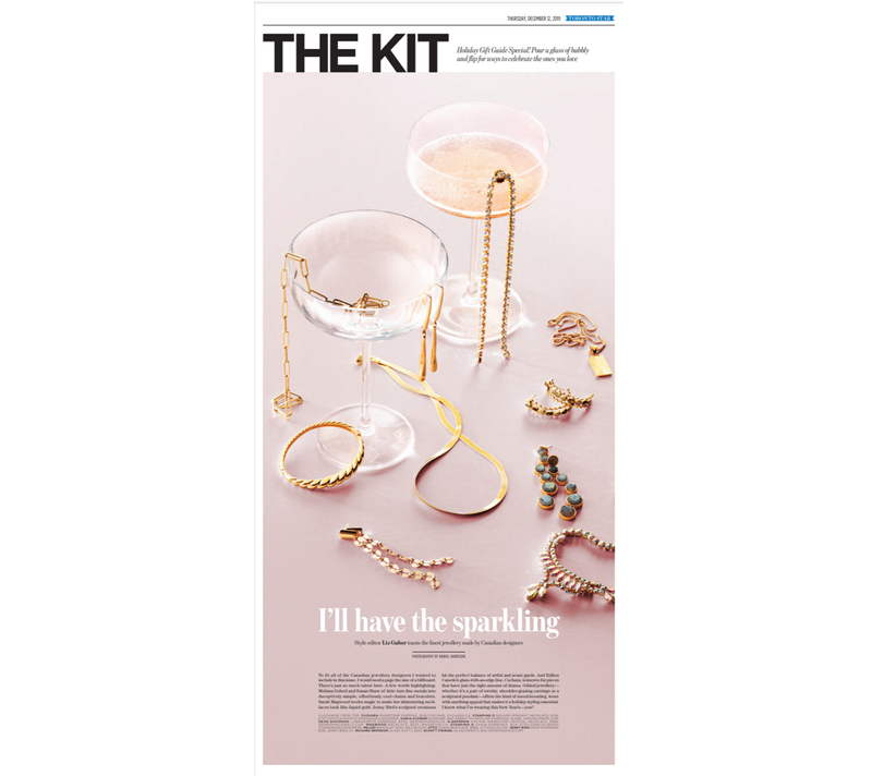 The Kit: I'll Have the Sparkling