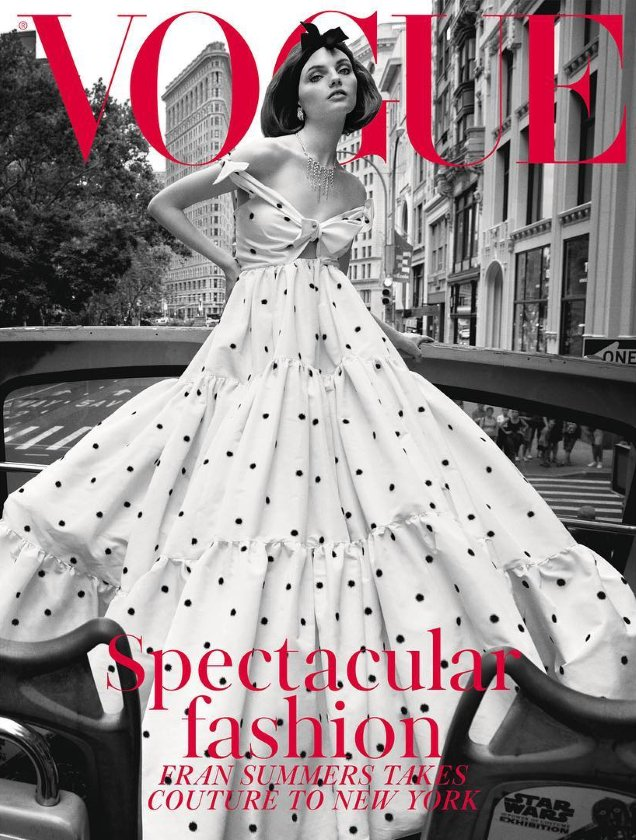 British Vogue's November 2018 Issue