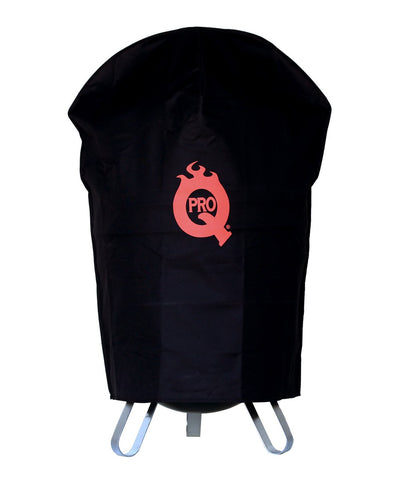 ProQ BBQ Smoker Cover Black Canvas