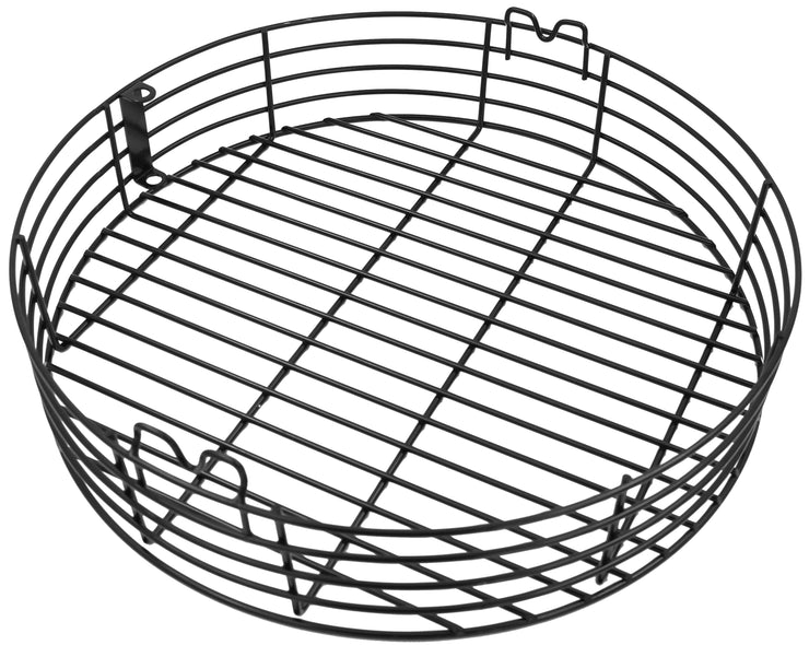 ProQ V4 Charcoal Basket With Flip n Grate Bracket Extra Strong