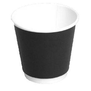 8oz double wall takeaway coffee cups