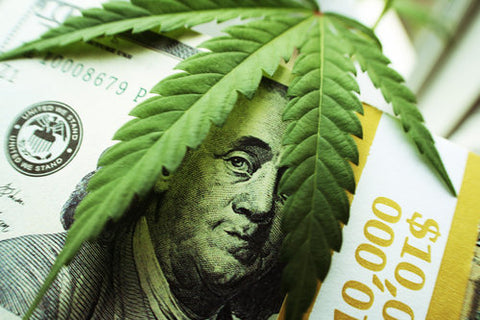 THE ECONOMY OF WEED: WHO'S THE BIGGEST MARIJUANA CONSUMER