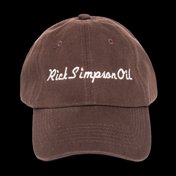 RICK SIMPSON OIL DAD HAT