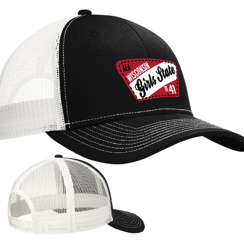 ALA Badger Girls State Trucker Hat