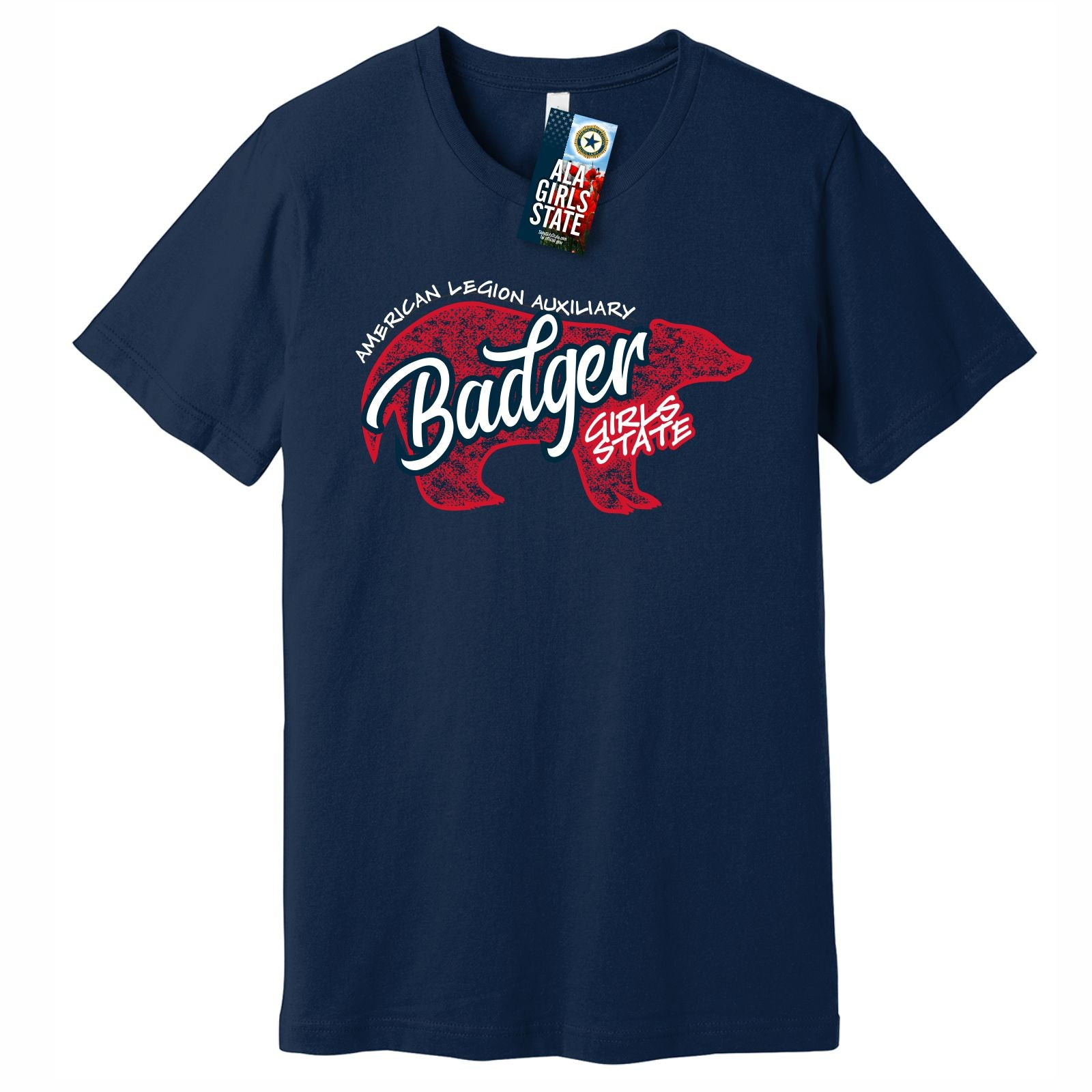 ALA Badger Girls State Tee
