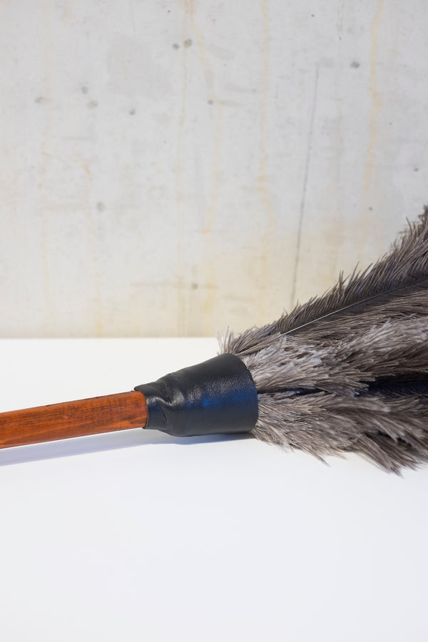 Ostrich feather duster - 35cm