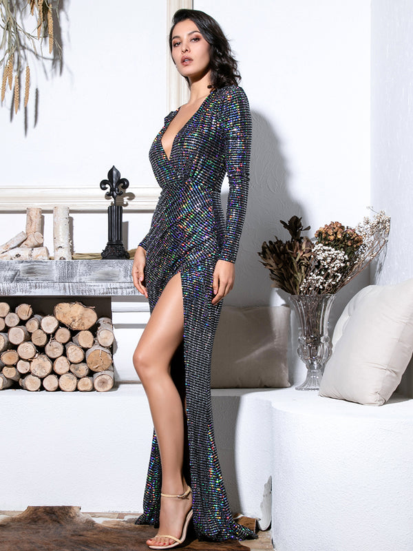 Zhenya Dress-Chic By Night -PICS COLOR-XS-Chic By Night