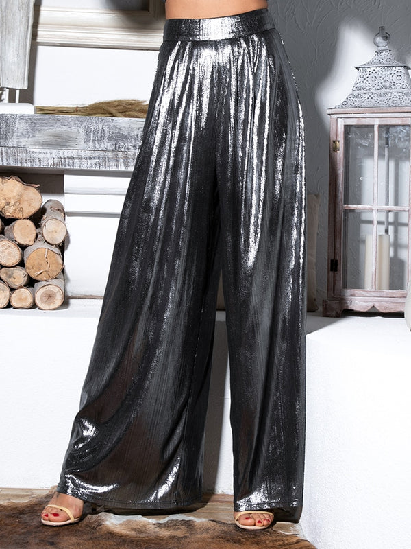 Petia Pants-Chic By Night -SILVER-XS-Chic By Night