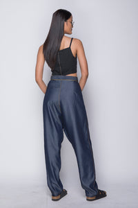 PURANA X AGAN HARAHAP -Female Sarong Pants Denim