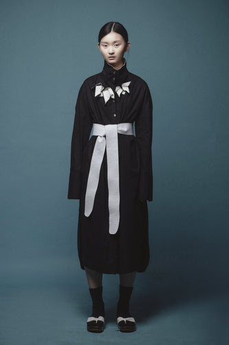 JOAN Dress with Origami