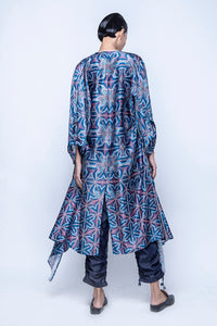 KALISA Two-Way Outerwear Blue