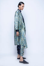 KALISA Two-Way Outerwear Green