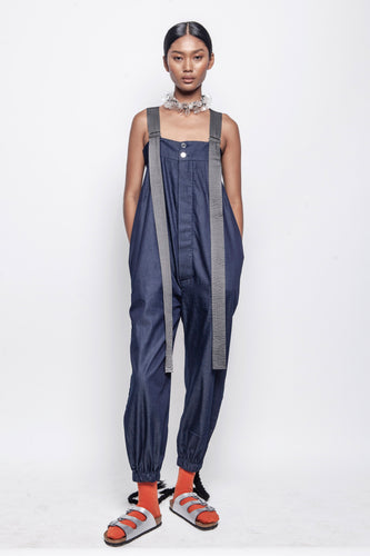 [CLEARANCE] BETSY Jumpsuit Denim