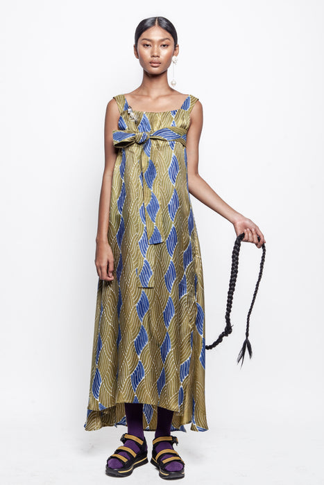 BIANCA Two-way Dress Batik
