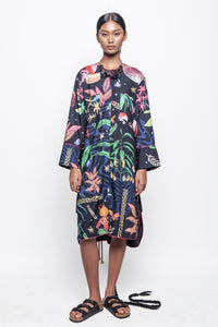 PURANA X TEMPA Shirt Dress