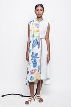 PURANA X TEMPA Wrap Dress