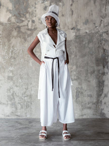 [CLEARANCE] GRACEA Culotte/Jumpsuit