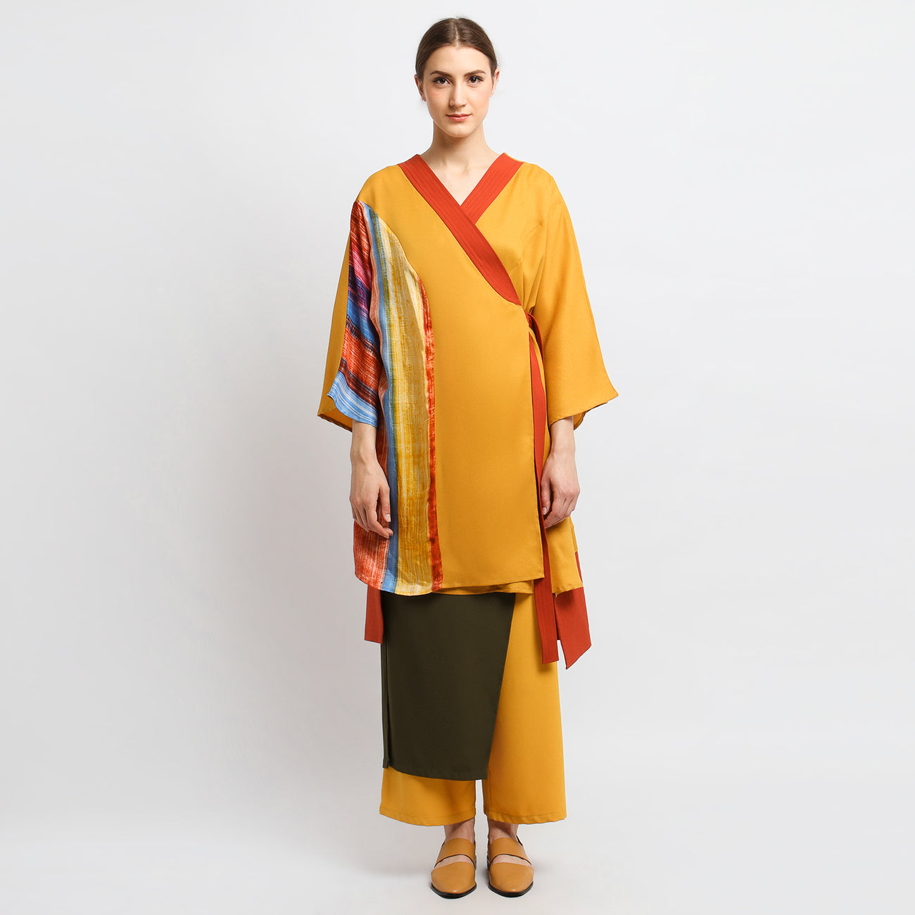 [CLEARANCE] ROSSY Kaftan (Multiple Colors Available)