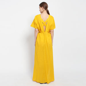 BASIC V-Neck Maxi Dress (Multiple Colors Available)