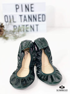 Pine Oil Tanned Patent