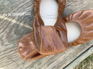 Saddle Brown Oil Tanned- Storehouse Favorites