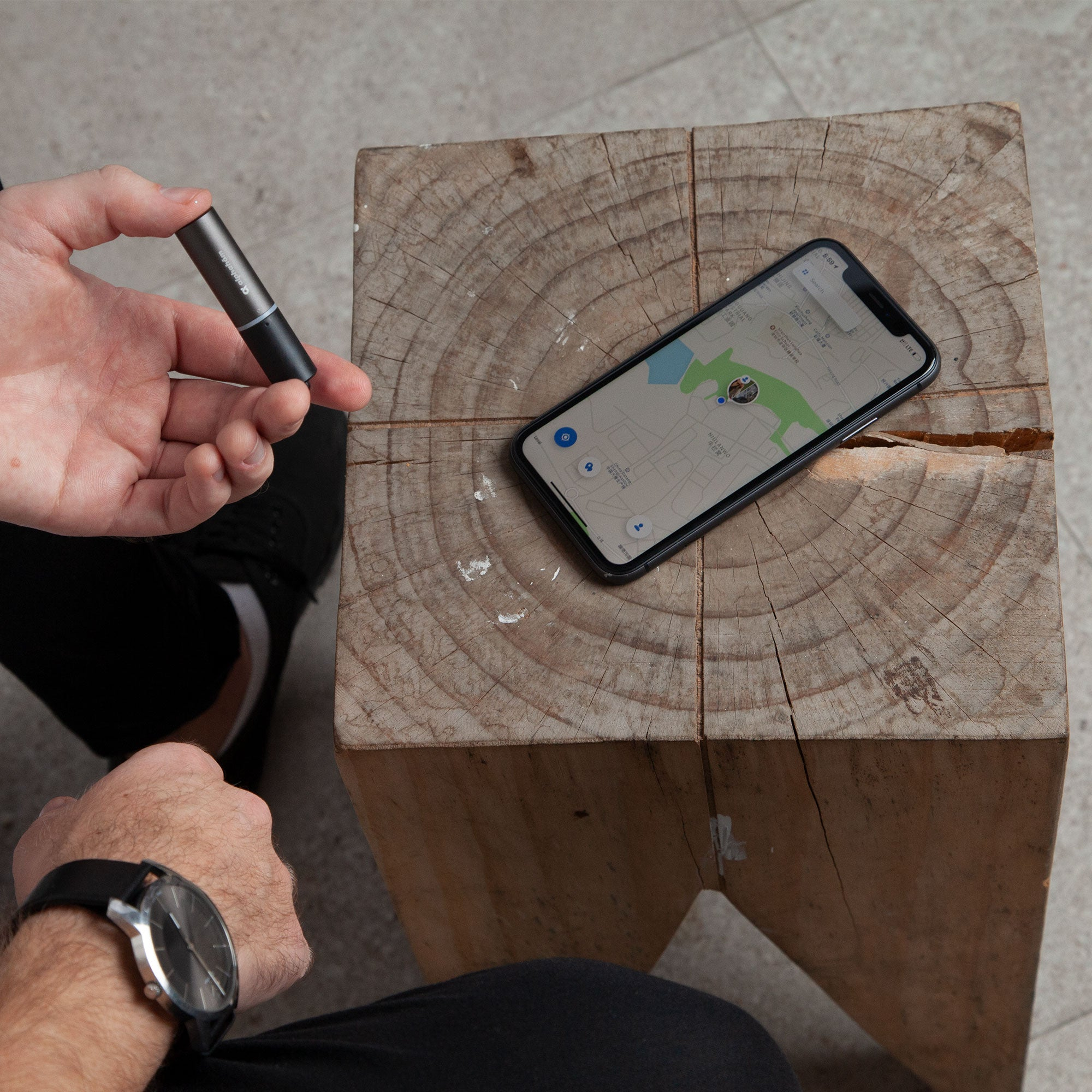 Care Go™, Personal Alarm Designed to Save Lives