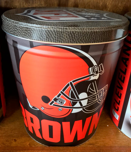 Cleveland Brown's Tin
