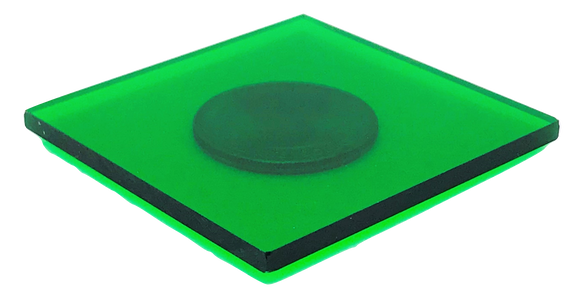 Green Transparent Acrylic