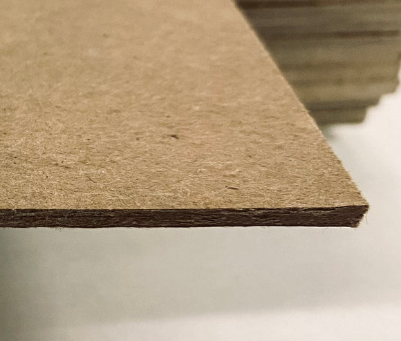 Chipboard - Double Ply (Natural/Kraft)