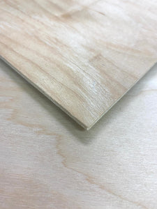 Birch Plywood with Soft Veneer Core
