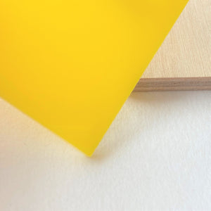 Yellow Acrylic