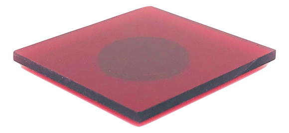 Red Transparent Acrylic