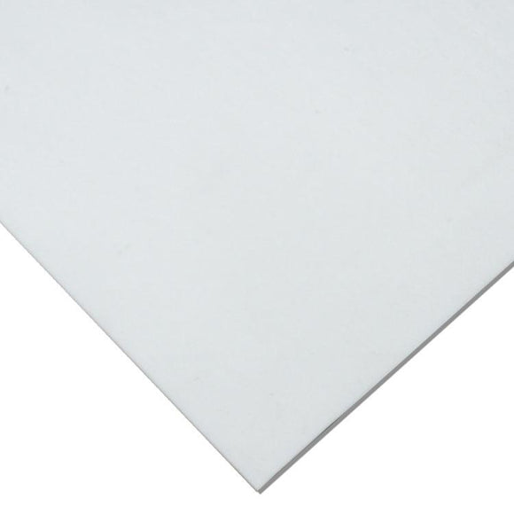 Silicone Rubber (White)