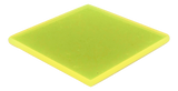 Yellow Fluorescent Acrylic