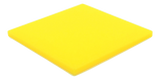Yellow Opaque Acrylic