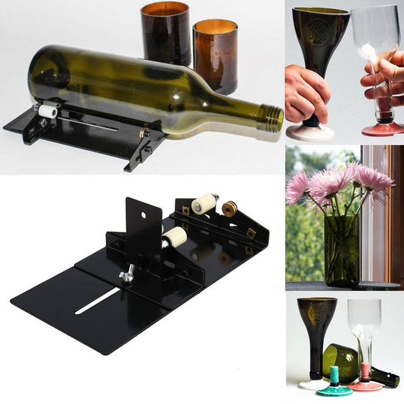 Stainless Steel Bottles Cutter Machine Wine Beer Glass Cutter DIY Decoration Tools for Consrtuction Tool - Wines Club