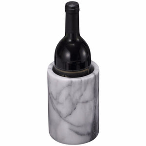 1pcs/lot Creative Home Natural White Marble Wine Cooler, Tool Crock - Wines Club