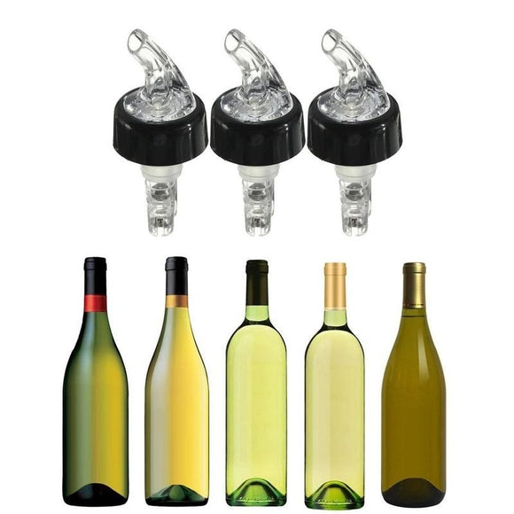 Quick Shot Spirit Measuring Pourer Drinks Wine Cocktail Dispenser