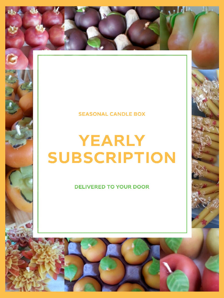 Yearly Subscription