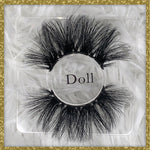 25MM Doll Lashes