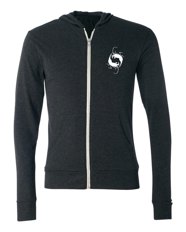 Bull Shark Eco Light Zip Hoodie