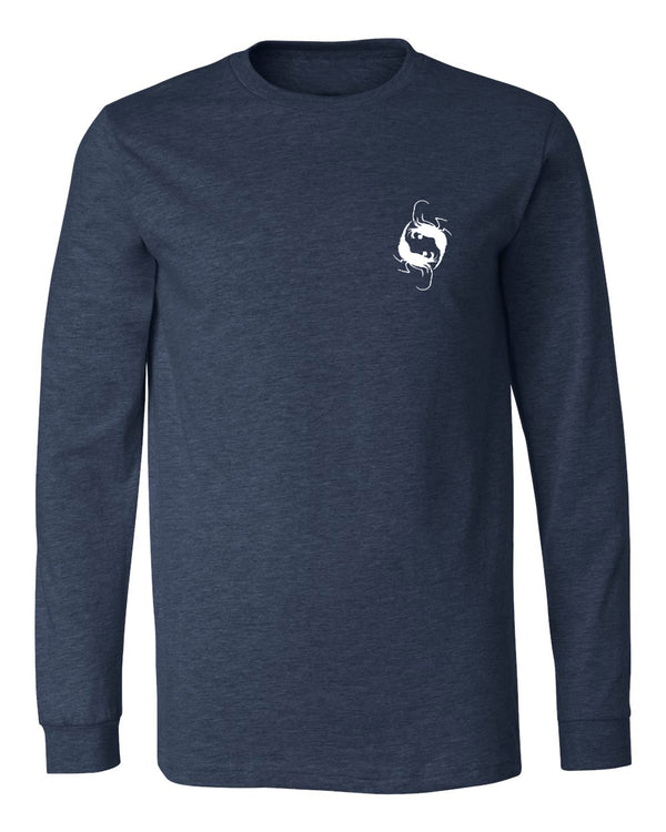 Underbelly ORGANIC COTTON LONG SLEEVE CREW