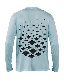 Eagle Rising Beach & Boat Shirt