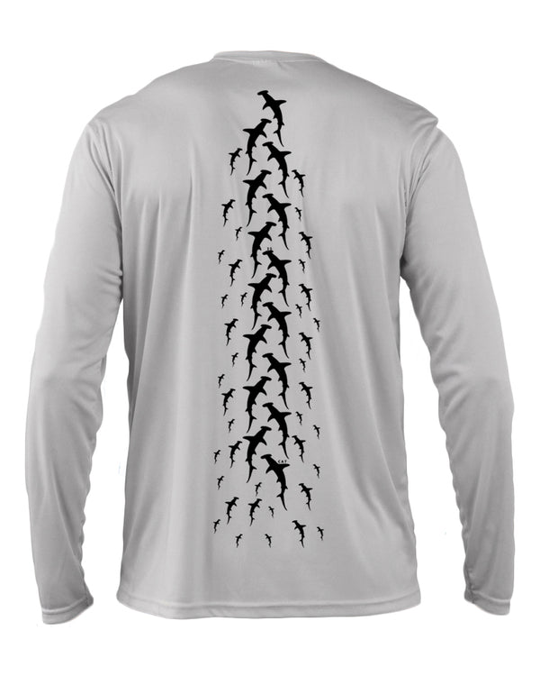 Hammer Tracks Beach & Boat Shirt
