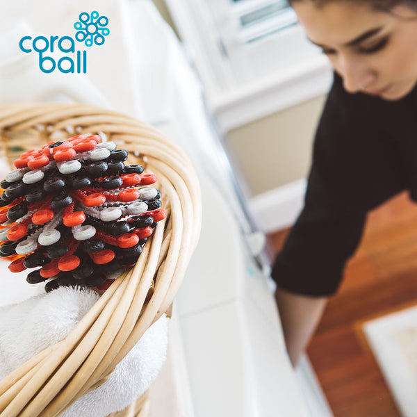 Cora Ball - Laundry Ball That Catches Microfibers