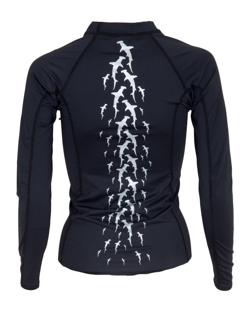 Hammer Tracks Rash Guard - prawnoapparel.com