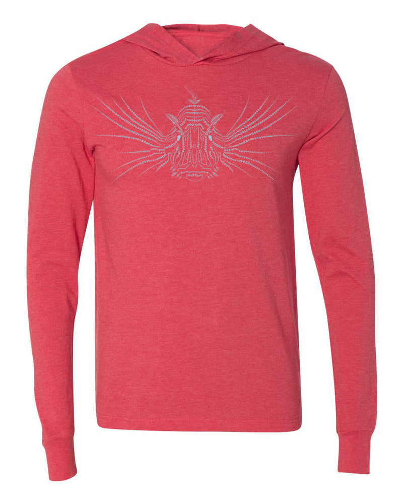 Lionfish Light Pullover Hoodie